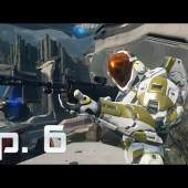 Halo 5 Funny and Lucky Moments Ep. 6