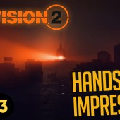 Should You Be Excited? – Hands On With The Division 2