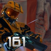 Halo Funny and Lucky Moments Ep. 161
