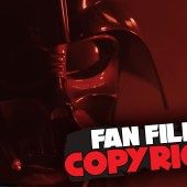 Disney vs Vader Fan Film Copyright Drama!! #DailyJolt