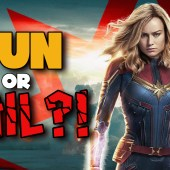 Captain Marvel: Awesome Movie or Epic Fail?
