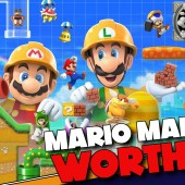 Mario Maker 2 – Is It Worth It?