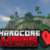 Who Can Survive The Longest On Four Deserted Islands In Minecraft Wins – Hardcore Wars