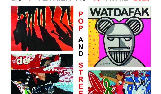 EXPO « POP & STREET ART »