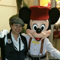 Me and Mickey