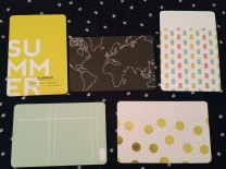 4x6 cards