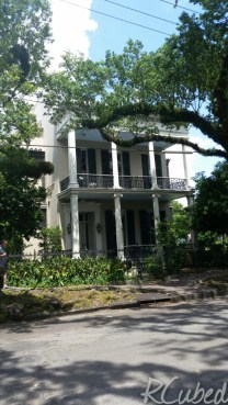 Home owned by Anne Rice