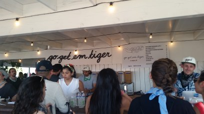 gget was the first stop every day. Their cold brew was too hard to resist!