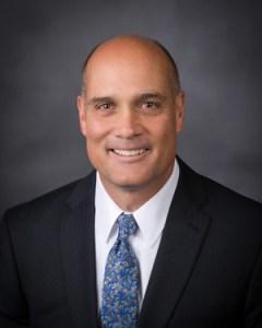 Alpine School District Superintendent Sam Jarman.