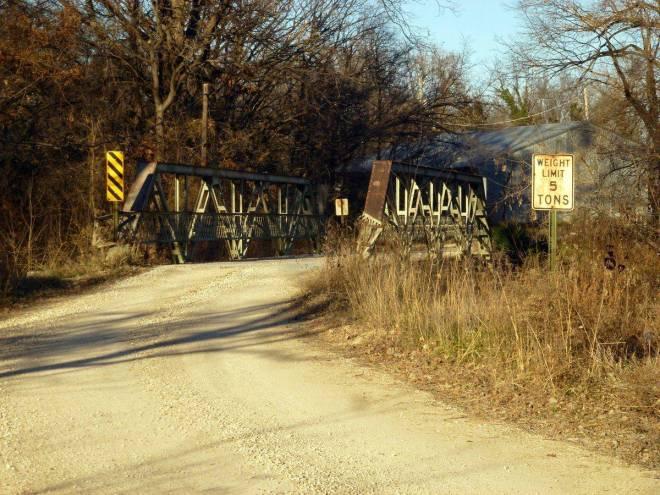 Hegwald Bridge - Original
