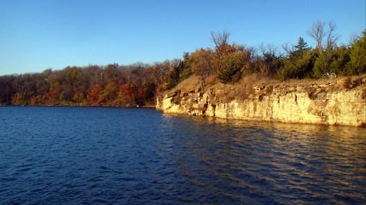 Lehigh Limestone Bluffs
