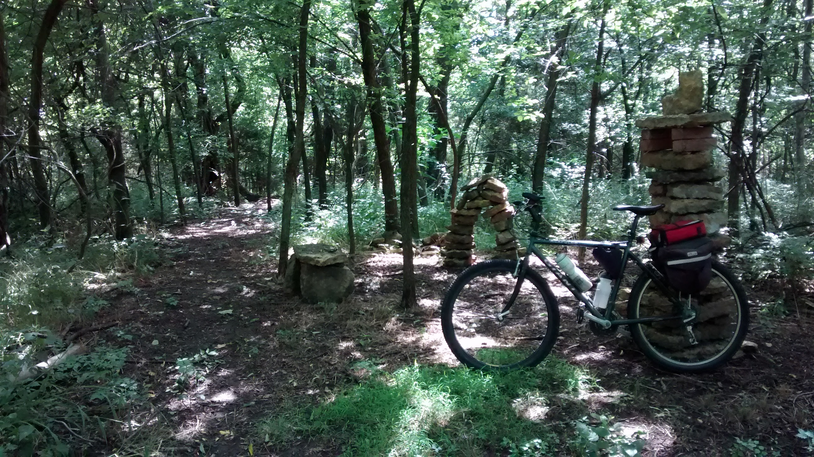 A Quick Spin at Lehigh Portland Trails