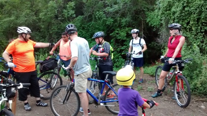 Lehigh Portland Trails 2015-08-12 Group