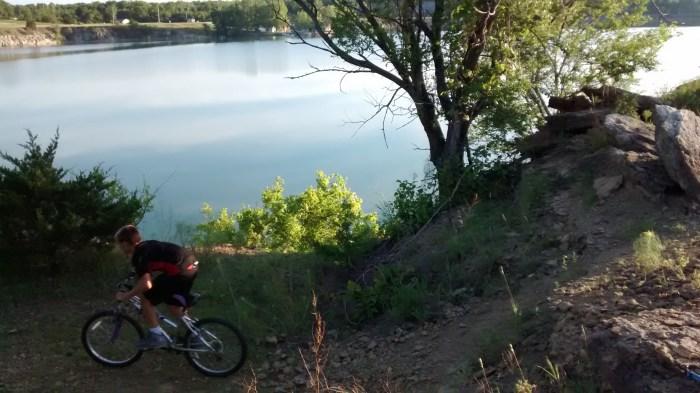 Lehigh Portland Trails 2015-08-12 -Guiseppe
