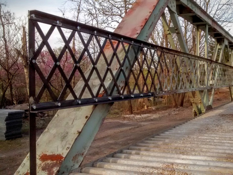 Hegwald Bridge Railings