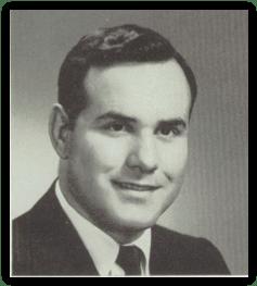 Bill Krebs, First Emmaus Coach (Photo Courtesy of Emmaus H.S. Yearbook)