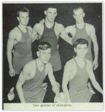 1953 K-Kids District Champs (Photo Courtesy of Northampton H.S. Yearbook)