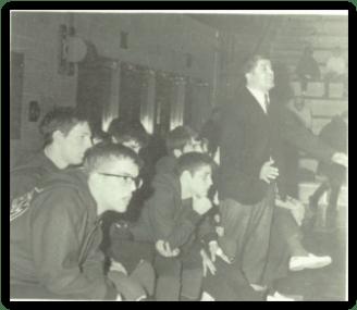 Bethlehem Liberty Coach Frank Gutierrez (Photo Courtesy of Bethlehem H.S. Yearbook_