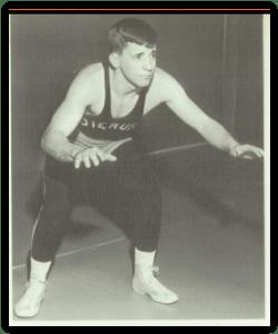 Regional Champ Ron Trexler (Photo Courtesy of Dieruff H.S. Yearbook)