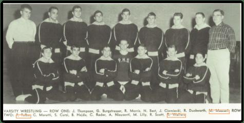 Phillipsburg EPL Team Champs (Photo Courtesy of Phillipsburg H.S. Yearbook)
