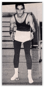 Solehi's Dick Raab (Photo Courtesy of Southern Lehigh H.S. Yearbook)