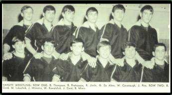 Phillipsburg H.S. Wrestling