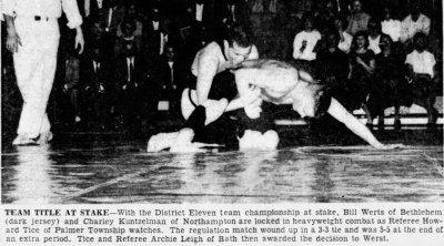 Bethlehem Wrestling