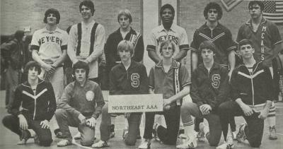 1978 AAA Northeast Regional Champions