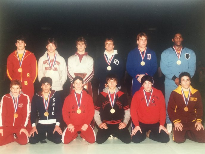1984 PIAA AAA Wrestling Champs