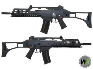 WE G36 RAS GBB Rifle