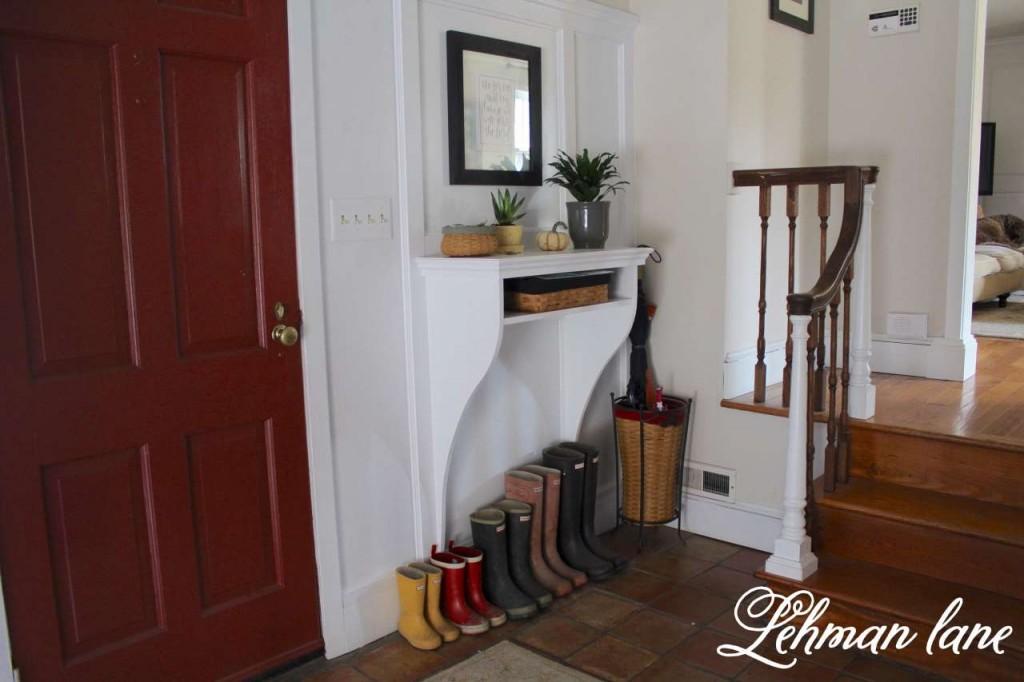 Foyer Entryway Table