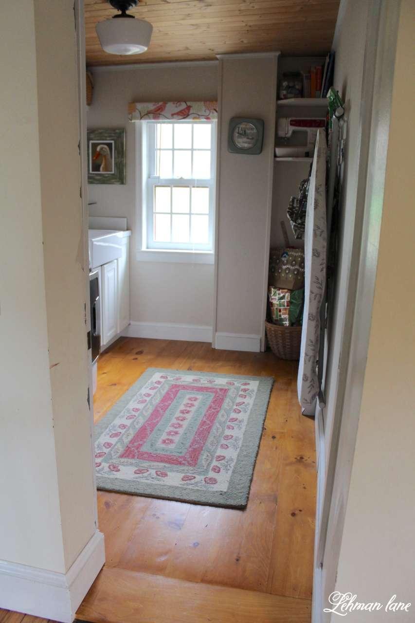 Diy Unfinished Wide Pine Floors Amp Review Lehman Lane