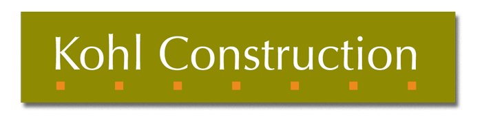 Logo Kohl Construction