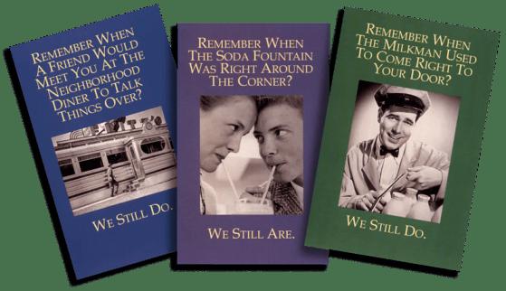 Brochures for trust program (Darby O'Brien Advertising)