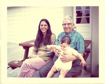 Barb, my grandfather, Papa and probably Nicole.