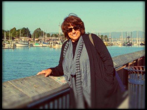 barb on dock