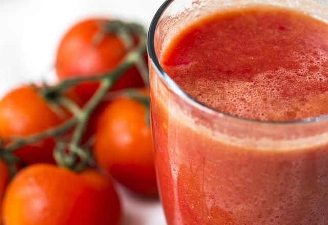 польза сока из томата