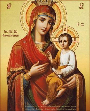 Молитва Пресвятой Богородице в честь Ее иконы Всецарица (Пантанасса) от рака