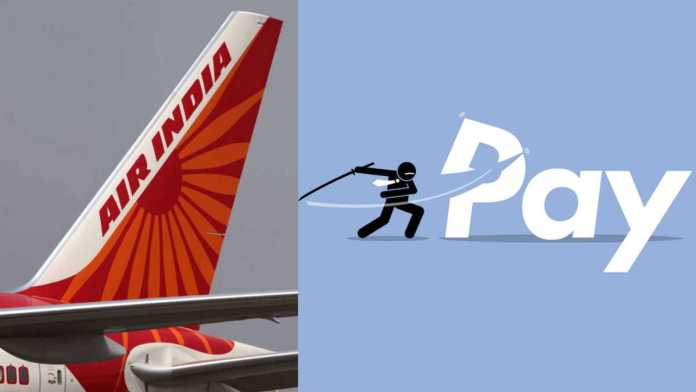 Ask Air India to roll back 10% pay cut: Employees' unions to govt