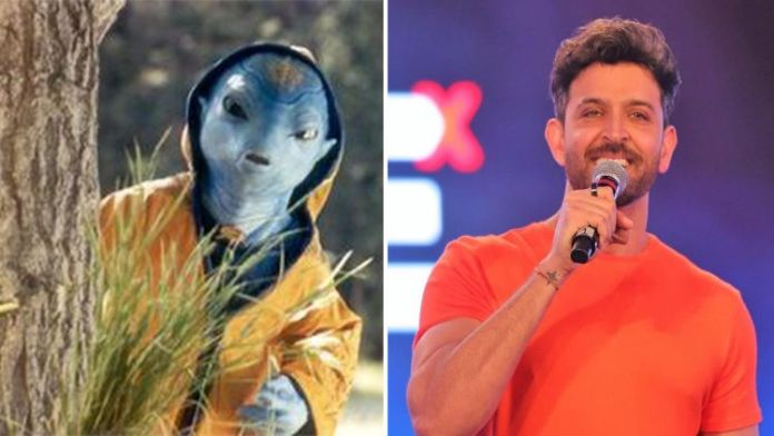 Hrithik Roshan CONFIRMS Reuniting With Jaadu In Krrish 4 After 17 Long Years