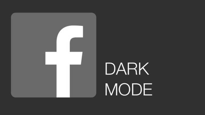 Facebook begins rolling out dark mode on its mobile app