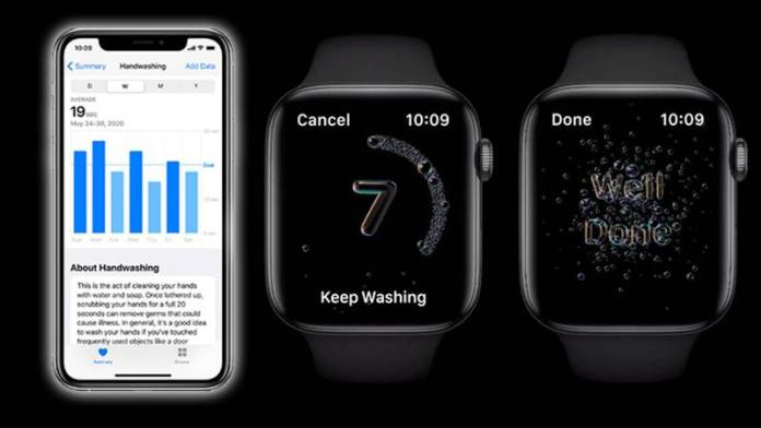 Apple began work on Watch's handwash feature years before COVID-19