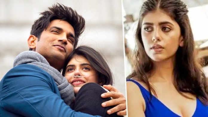 Dil Bechara Star Sanjana Sanghi Reacts To ME TOO Allegations Made Against Sushant Singh Rajput In 2018