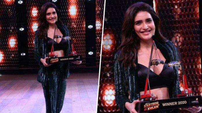 "Khatron Ke Khiladi 10 Winner: Karishma Tanna Says ""I Have Never Experienced So Much Adventure"""