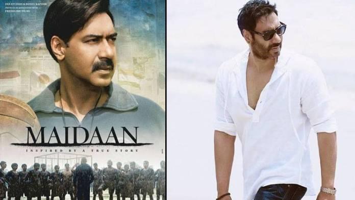 New Release Date Of Ajay Devgn Starrer Maidaan Announced