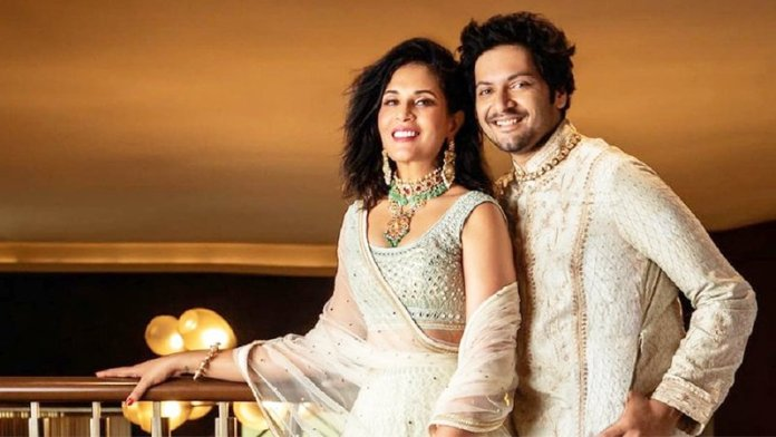 Richa Chadha & Beau Ali Fazal Postpone Their Wedding Date To 2021