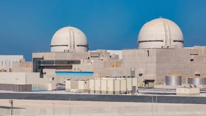 UAE begins operation of Arab world's first nuclear power plant
