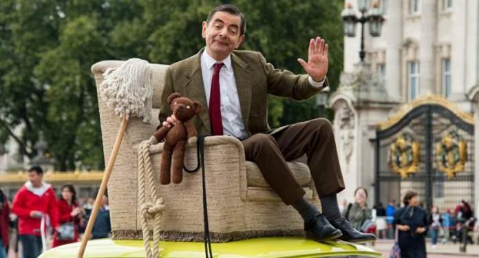 Rowan Atkinson Claims He Found Filming Mr. Bean 'Stressful'