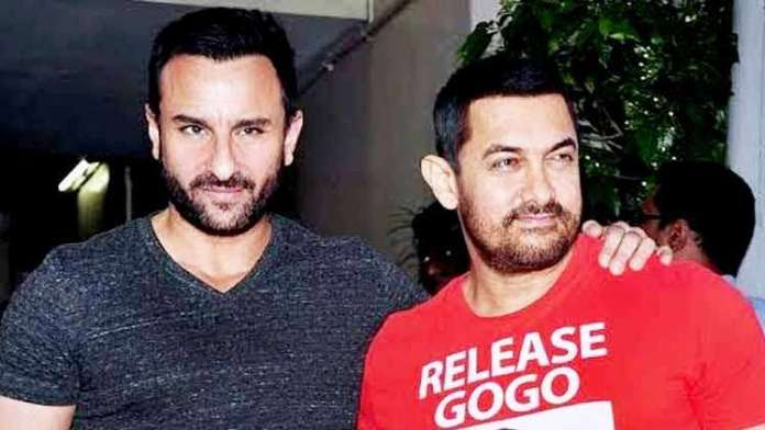 Aamir Khan and Saif Ali Khan to REUNITE for THIS movie after Dil Chahta Hai?