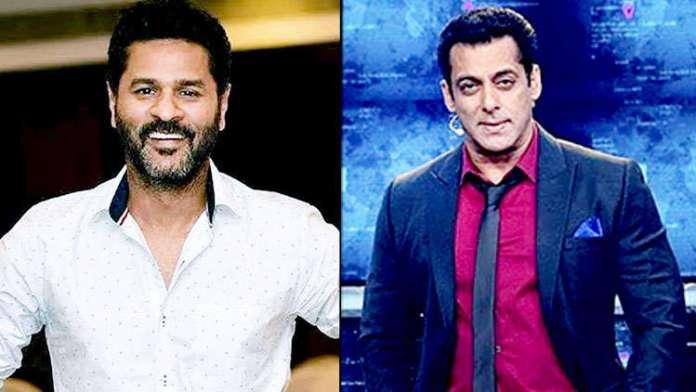 Salman Khan's next film will Prabhu Deva will be the remake of THIS Korean film